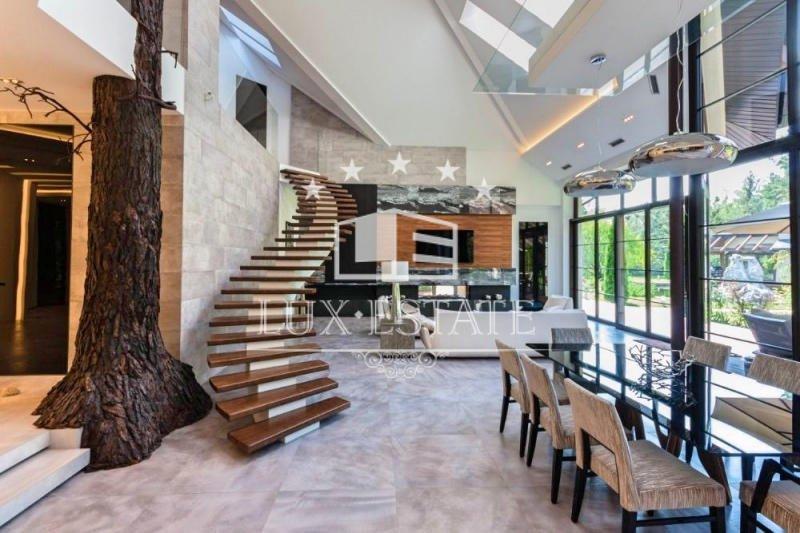 LuxEstate Продажа элитного домовладения с озером Козине, Конча Заспа