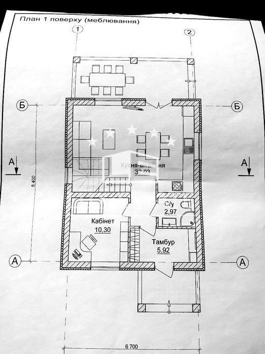 Дом 126м2 план